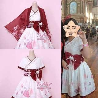 Lolita Kimono