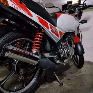 RXZ 135 3BS