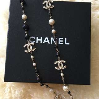 ‼️Lightly Used 💯Auth Chanel Long Pearl Necklace
