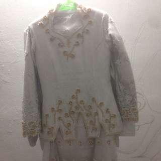 Baju Songket Untuk Dijual