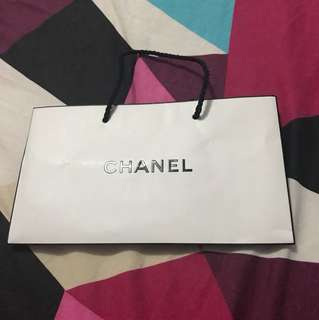 Chanel paperbag
