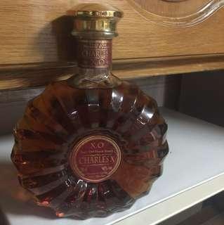 Charles X Brandy