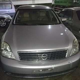 Nissan -Teana