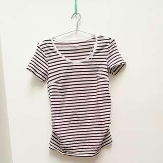 H&M Mama maternity top