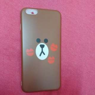 Line friends iphone 6 plus 6s+ case 手機殼