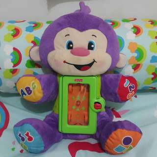 Fisher-Price laugh n learn Apptivity Monkey