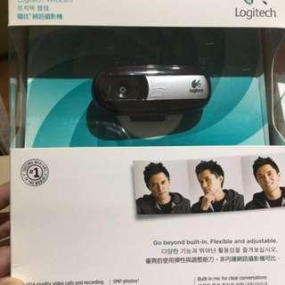羅技Logitech C170視訊攝影機WebCAM網路攝影機500萬像素 隨插即用
