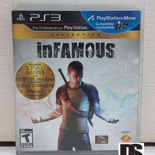 Ps3 Games (inFAMOUS)