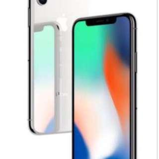 IPhone X / 10 64GB Silver
