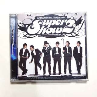 Super Show 2 - SuperJunior The 2nd Asia Tour