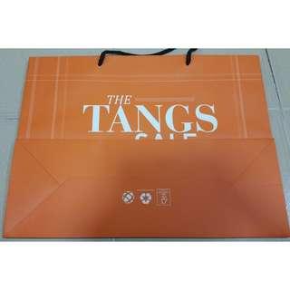 TANG / METRO Paper Bag