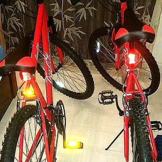 OFFER! LIMITED Edition Coca Cola Mountain Bike 18 Speed