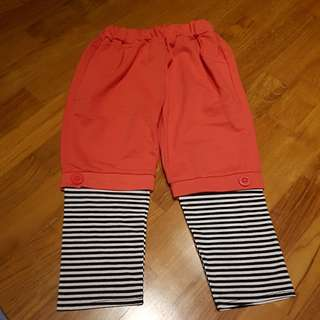 Harem pants for kids (unisex)