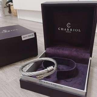 CHARRIOL 夏利豪經典款手環 (大降價)