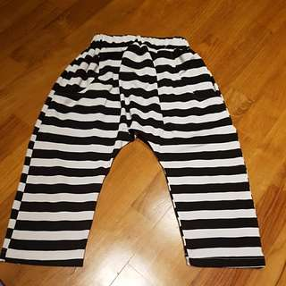 Comfy harem pants for kids (unisex) with pockets