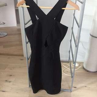 Black Mystic dress