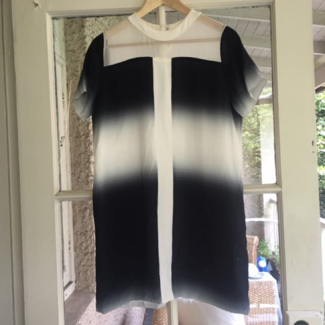 9. Shakuhachi T-Shirt Dress Size 8-10