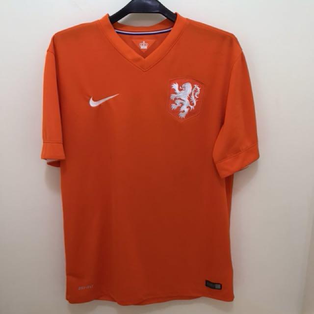 荷蘭隊 14年 球衣