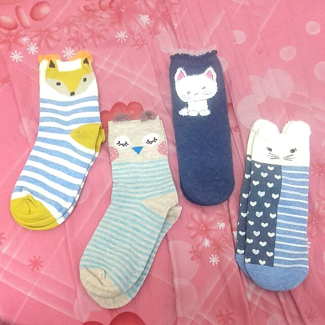 動物造型襪子  #有超取最好買