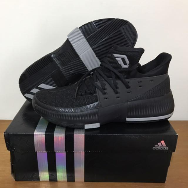 賣愛迪達 里納德3代籃球鞋