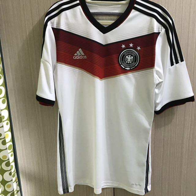 德國 世足 足球衣