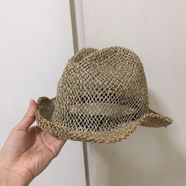 Abaca Hat