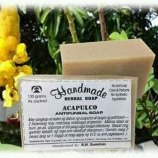 Acapulco Organic Soap