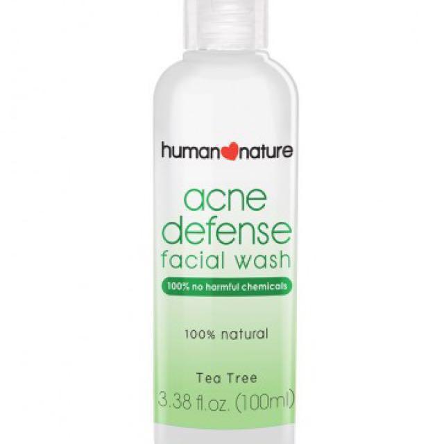 Acne Defense Facial Wash (pre-order)