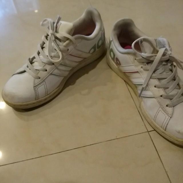 Adidas Neo 休閒鞋 板鞋  #大掃除五折