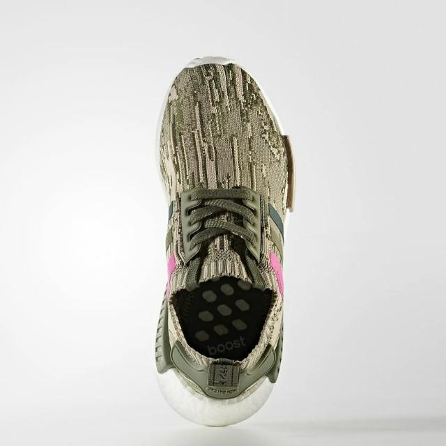 competitive price 3bb09 1d3a2 Adidas NMD R1 PK W Japan Glitch Camo