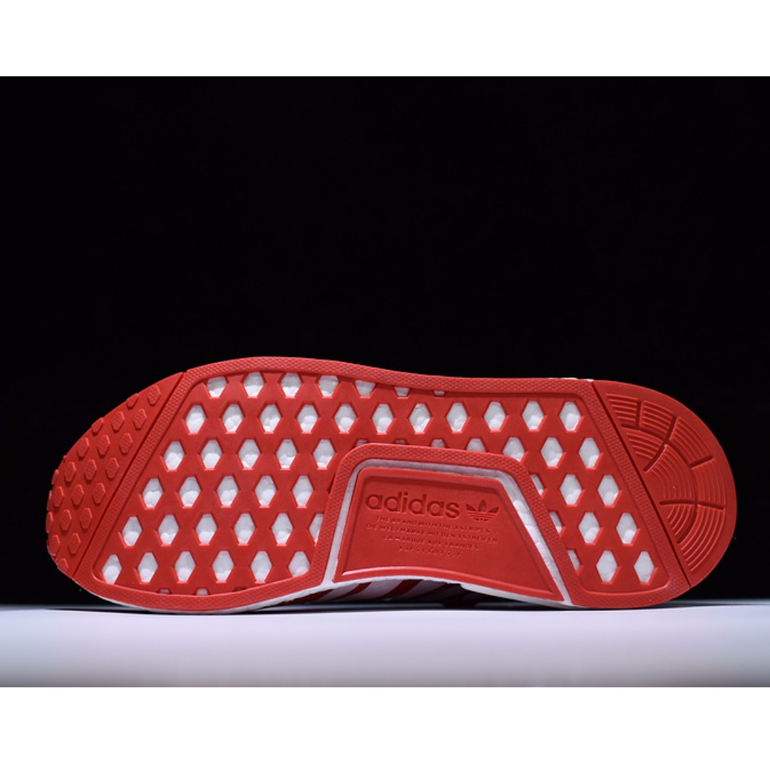 Adidas NMD R1 PK triple black Japan Men's Shoes