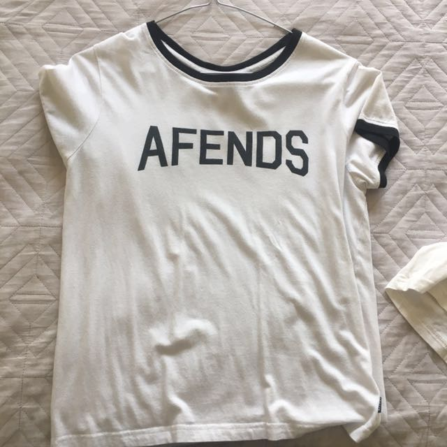 Afends Track Tee