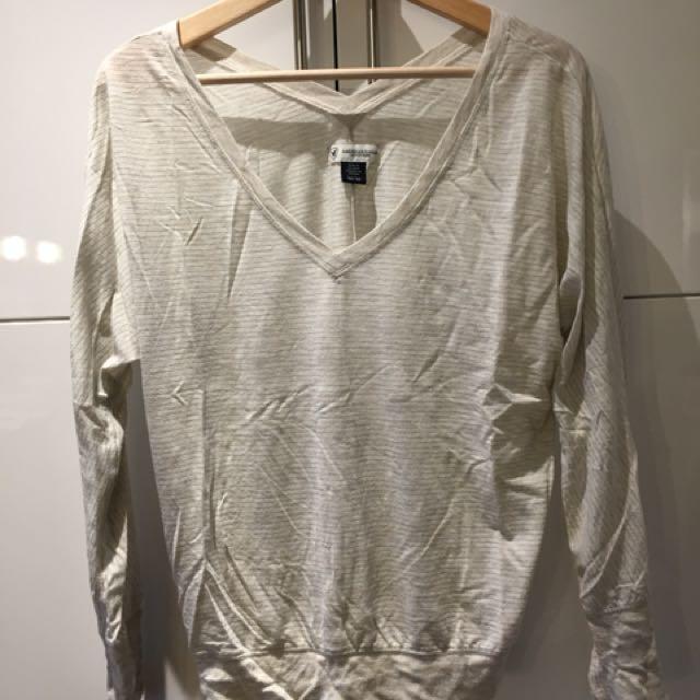 American Eagle long sleeve shirt size M