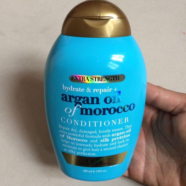 Argon oil of morocco conditioner