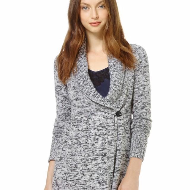Aritzia Talula Wrap Sweater S