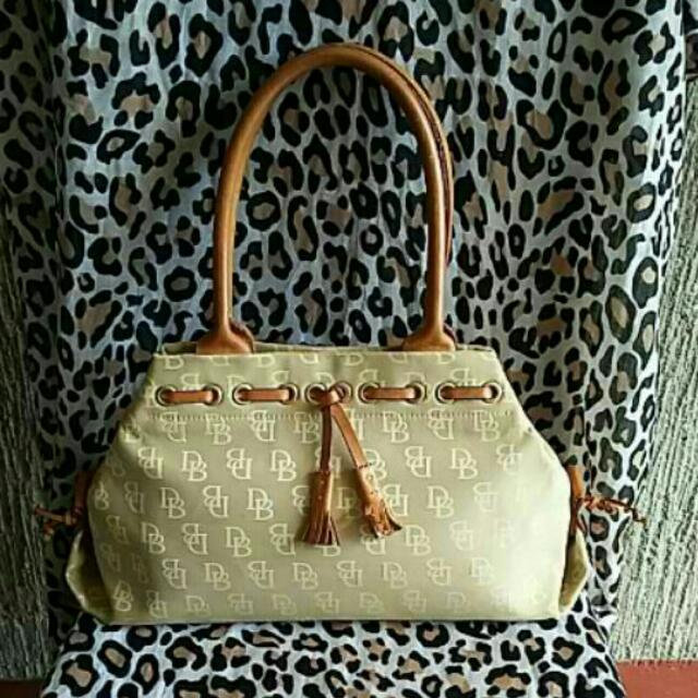 Authentic Dooney & Bourke Shoulder Bag