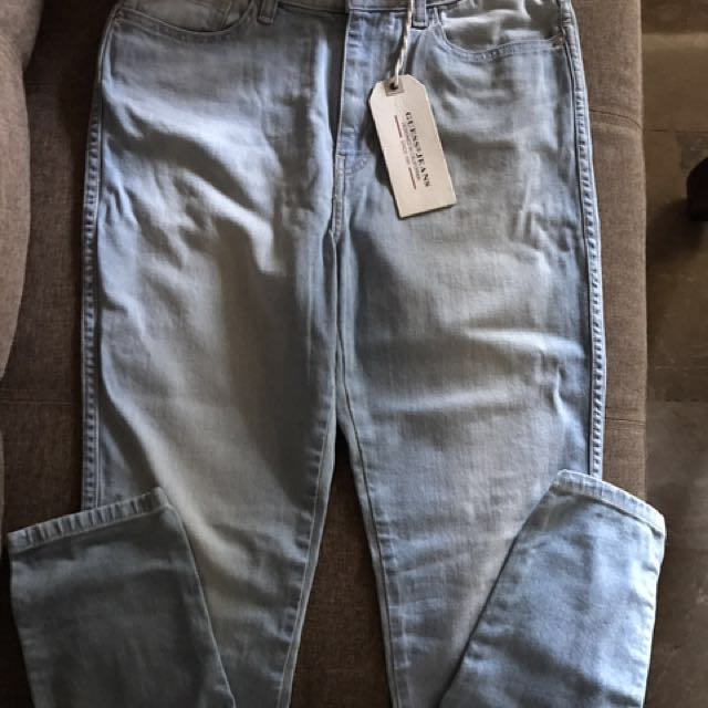 Authentic Guess Jeans 80s style