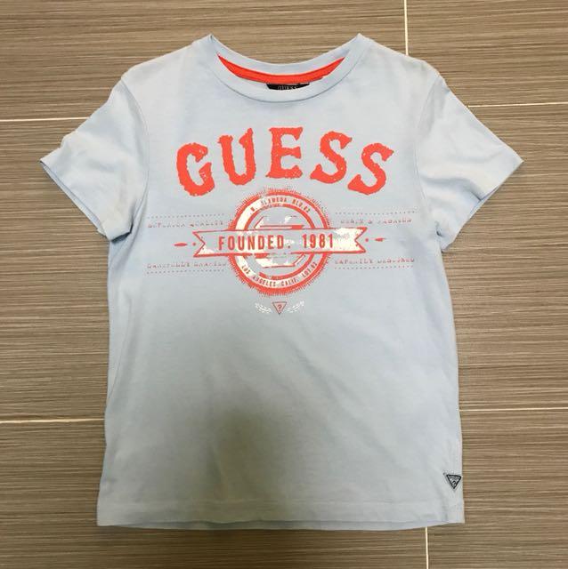 a51c78d8e6bf5d Authentic Guess Kids/ Boys Tee Shirt, Babies & Kids, Boys' Apparel ...