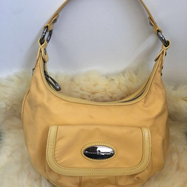 Authentic Tocco Toscano Hobo w interchangeable straps