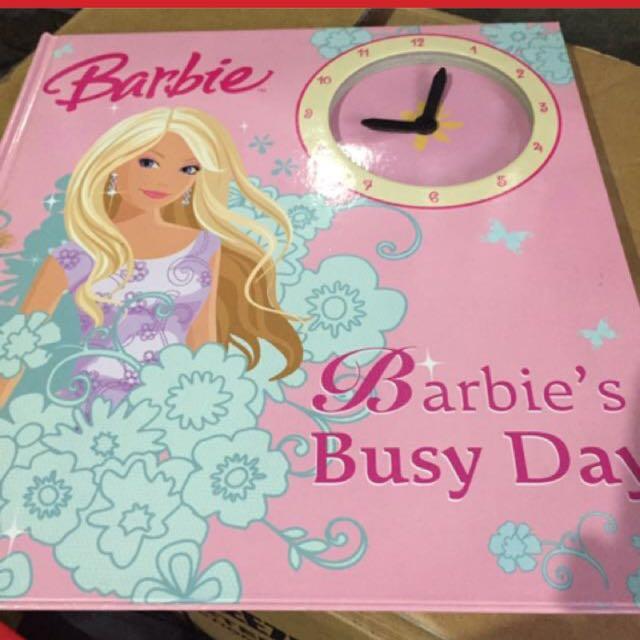 Barbie's Book