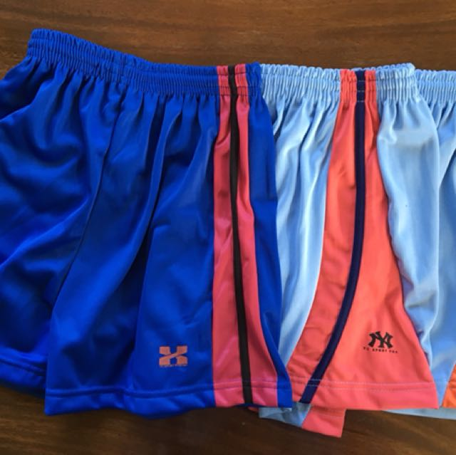 Basketball shorts for kids. Can fit from small to medium frame