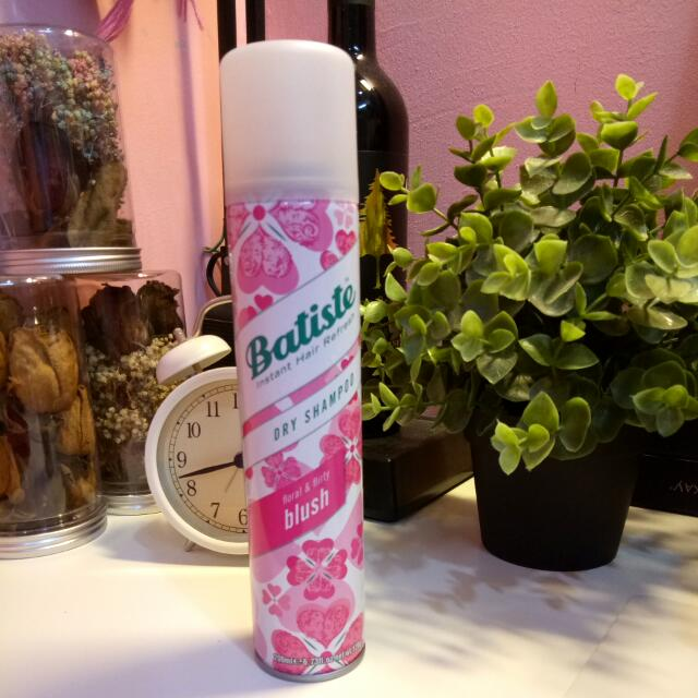 NEW Batiste Dry Shampoo BLUSH