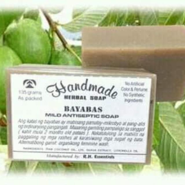 Bayabas Organic Soap