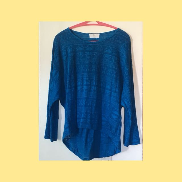 Bayo Sweater Top