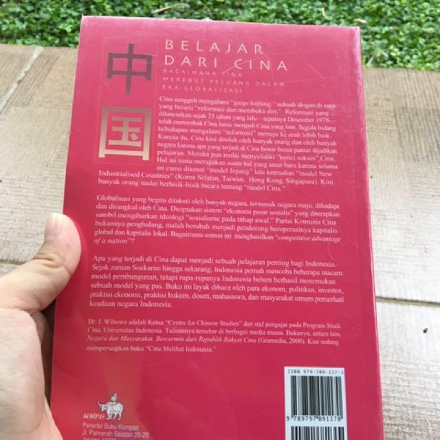 Belajar dari China