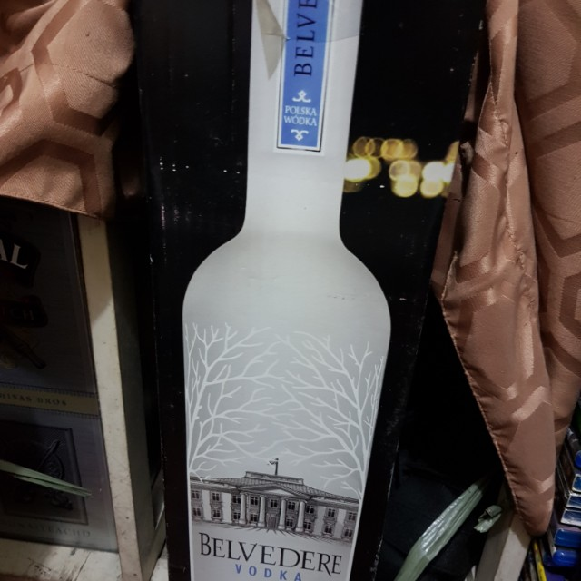 Belvedere Vodka King size