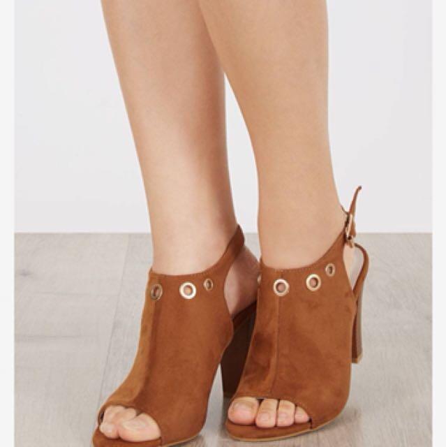 Berrybenka Heels