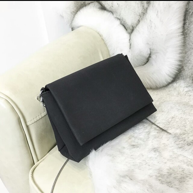[Beststyler] korean style2017 fashion simple and easy elegant sling bag / women student casual chain small bag