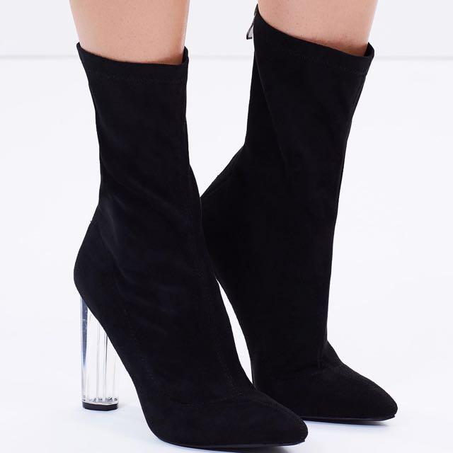 Black Billini Evita Boots
