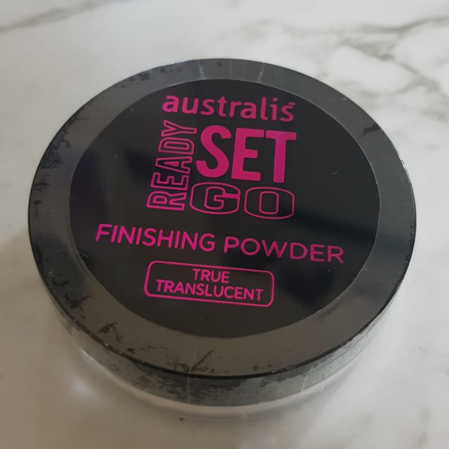 BN: Australis Ready Set Go Powder